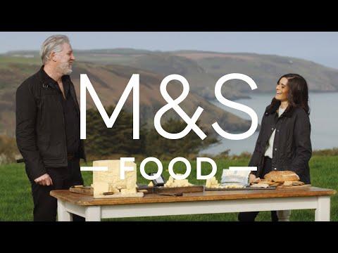 marksandspencer.com & Marks and Spencer Promo Code video: Award-winning Cornish Cruncher™ Cheddar   Episode 2   Fresh Market Update   M&S FOOD