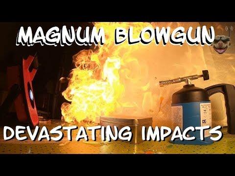 Devastating Blowgun Impacts (Cold Steel Pro 0.625 Blowgun) - UCskYwx-1-Tl5vQEZ0cVaeyQ
