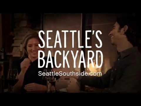 Explore Seattle's Backyard: Seattle Southside (15sec)