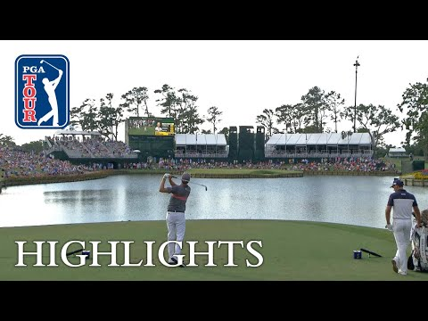 TPC Sawgrass No. 17 highlights from Round 3 of THE PLAYERS