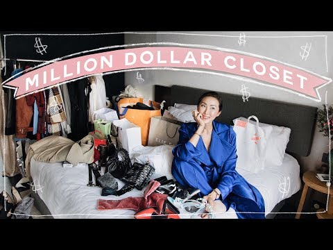 My Million Dollar Fashion Week Closet  - UCZpNX5RWFt1lx_pYMVq8-9g