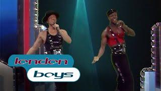 London Boys - London Nights (ZDF Hitparade, 04.10.1989)