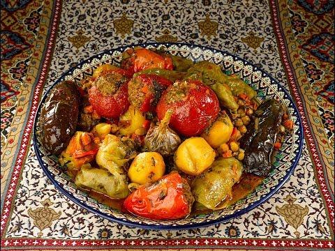 ДИМЛАМА-ДОЛМА ||| Новый рецепт Сталика Ханкишиева для программы Qazan-Mangal на АзТВ AzTV
