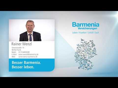 Rainer Wenzl - Barmenia Versicherungen - Fürth und Umgebung