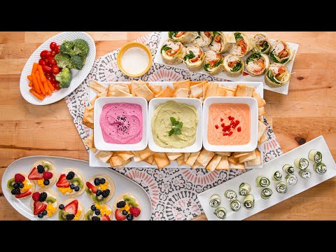 Party Platters for Your Housewarming Party