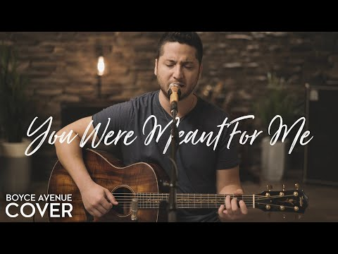 You Were Meant for Me (Jewel Acoustic Cover)