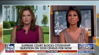White House responds to SCOTUS ruling on census citizenship question