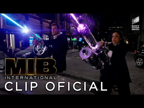 MEN IN BLACK: INTERNATIONAL. El mundo no se va a salvar solo. En cines 14 de junio.