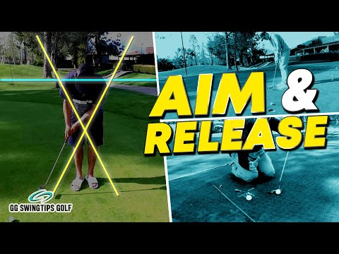 Aim and Release | GG's Putting Tips