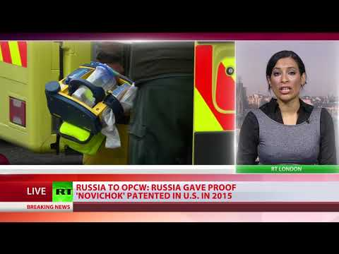 No data on Novichok's country or lab of origin – UK delegation at OPCW