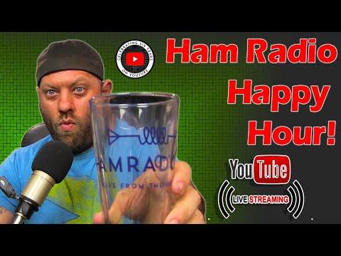Ham Radio Happy Hour Livestream for July 2021