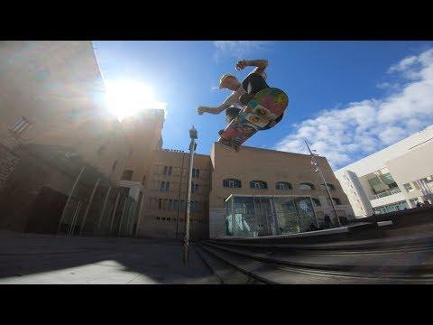 GoPro Skate: MACBA Life 2018