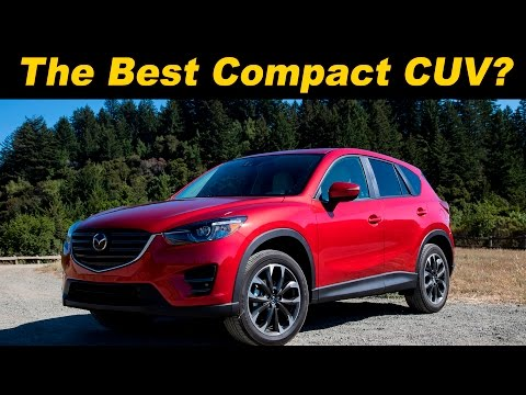 2016 Mazda CX-5 Review and Road Test - DETAILED in 4K! - UC3qM33hHgedfi7qTKKgIApg