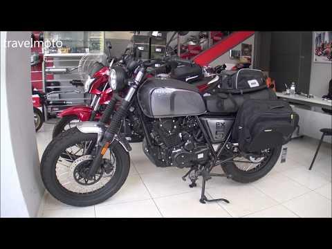 BRIXTON 125cc motorcycle 2019