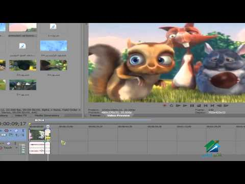 Sony Vegas | Aldarayn Academy | Lecture 3