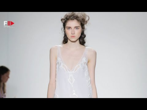 JONATHAN SIMKHAI Spring 2018 Highlights New York - Fashion Channel