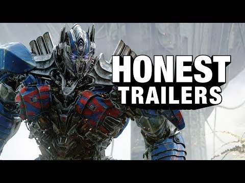 Honest Trailers - Transformers: The Last Knight - default