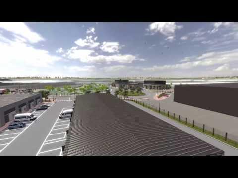 SEGRO Park Rainham Virtual Flythough