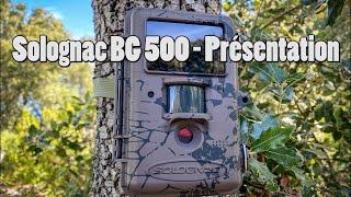 Solognac BG 500 - Présentation vidéo