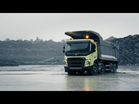Volvo Trucks ? The new Volvo FMX - Push the limits of productivity