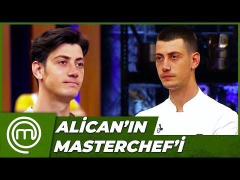 Alican'ın MasterChef'te Komik Anları! | MasterChef Türkiye