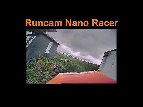 Runcam Racer Nano FPV camera, in the rain - UCahqHsTaADV8MMmj2D5i1Vw