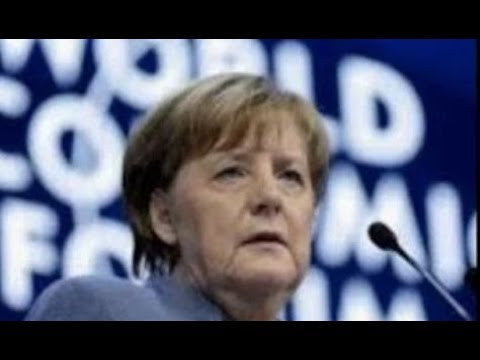 Breaking Merkel Says Nation States Must Give Up Sovereignty World Order