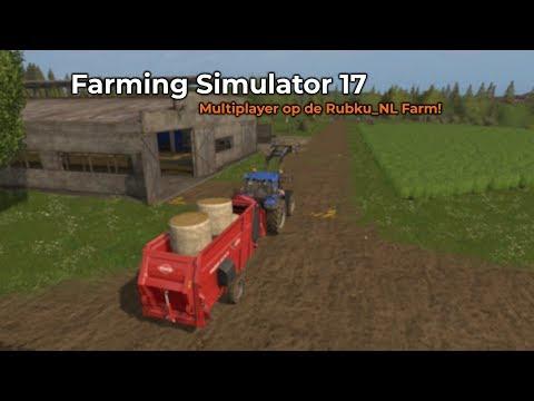 Farming Simulator 17 (Opname 23/10/2018)