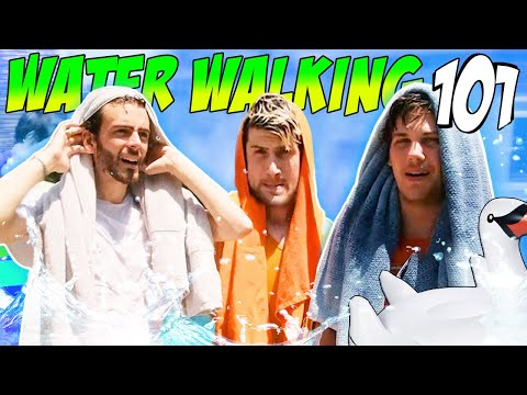 Did They Really Walk On Water?  Elevation YTH