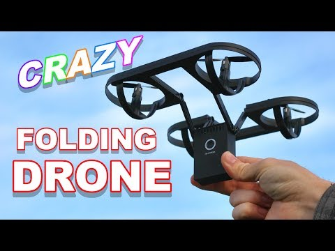 Weird Folding Selfie Drone - SKY Overlord - TheRcSaylors - UCYWhRC3xtD_acDIZdr53huA