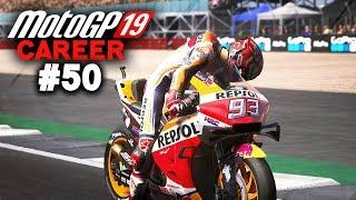 CAN WE BEAT MARQUEZ! | MotoGP 19 Career Mode Part 50 (MotoGP 2019 Game PS4 Gameplay)