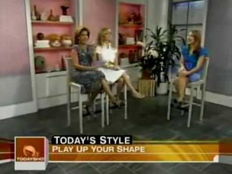 Charlotte Russe Tuxedo Jacket Featured on Today Show