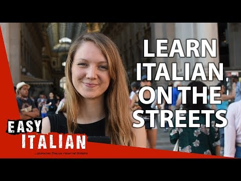 Learn Italian from the streets - our new channel and membership opportunities photo