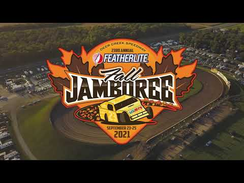 23rd Annual USMTS Featherlite Fall Jamboree rocks Deer Creek Speedway Sept. 23-25 - dirt track racing video image