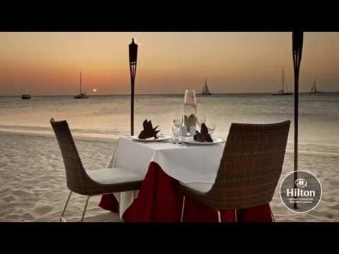 Aruba Beachfront Hotels & Resorts - Hilton Caribbean Resort & Casino