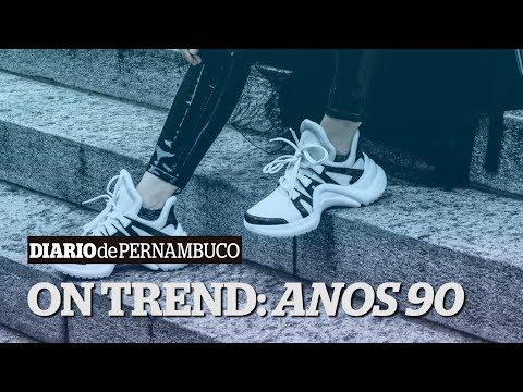 On Trend: marrom é o novo preto, moda anos 90 e babados