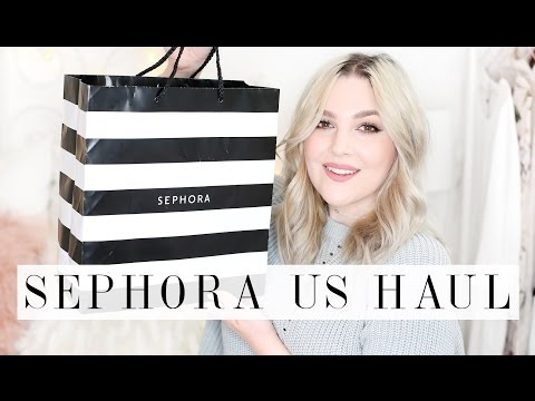 SEPHORA HAUL! | WHAT I BOUGHT IN THE US | I Covet Thee