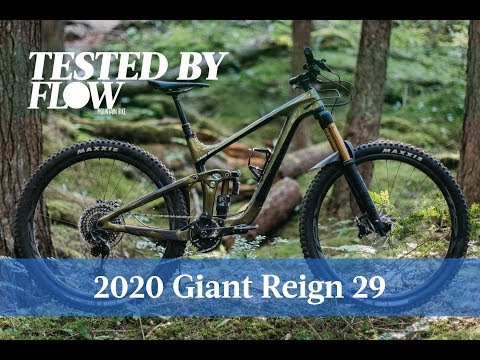 TESTED | New 2020 Giant Reign 29