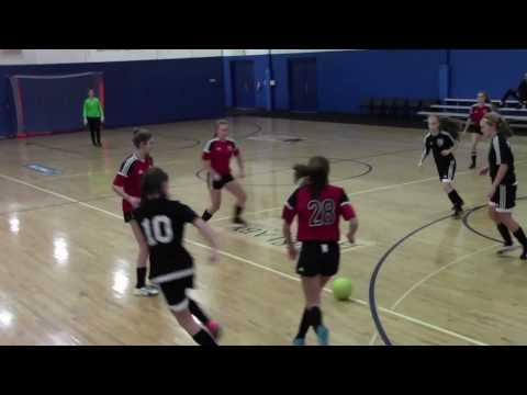 Arsenal Black vs Madison 56ers U17 Red