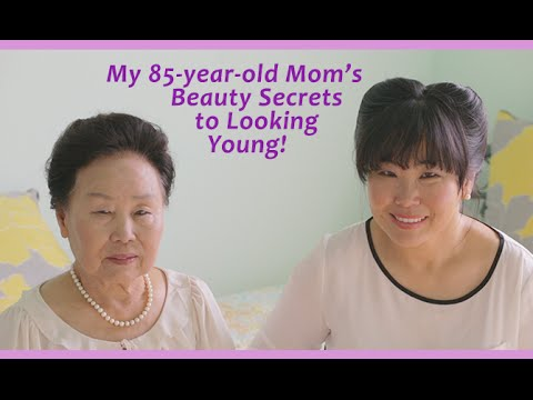 My 85-Year-Old Mom's Beauty Secrets to Looking Young! - UCXAHpX2xDhmjqtA-ANgsGmw