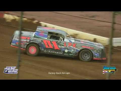 9 4 Deep Southern Shine Run @ Deep South Speedway - dirt track racing video image