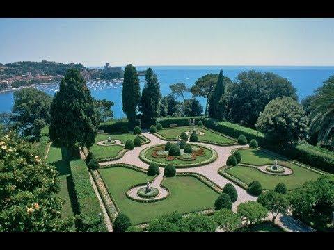 Castelli, ville e giardini di Liguria