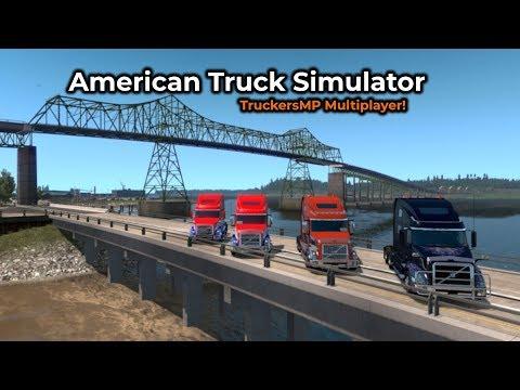 American Truck Simulator - TruckersMP (Livestream 02/03/2019)