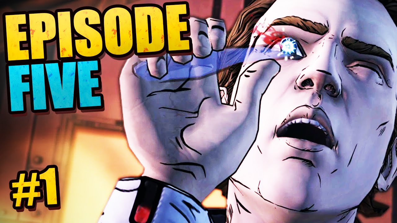 End Of Handsome Jack Tales From The Borderlands Episode 5
