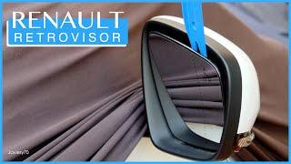 Sostituire lo specchio esterno Renault SCENIC 4