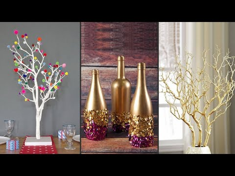 DIY AMAZING ROOM DECOR IDEAS YOU WILL LOVE – EASY and CHEAP CRAFTS #11 #DIYGlam #roomdecor