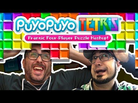 Puyo Puyo Tetris (VS Moru) (Switch)