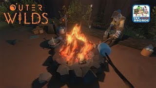 Outer Wilds - Discover and Solve the Mysteries of the Cosmos (Xbox One Gameplay)
