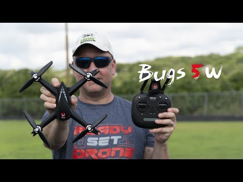 Bugs 5W Drone - Full Review