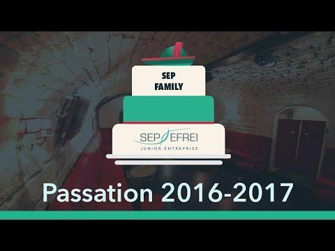 SEPEFREI - Passation 2016 - 2017